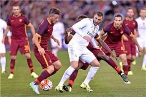 آاس رم - رئال مادرید ؛ جدالی جذاب و حساس