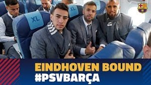سفر آبیناریها به آیندهوون برای رویارویی با PSV