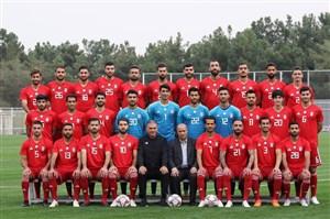 21 بازیکن به اردوی مرحله اول تیم ملی دعوت شدند