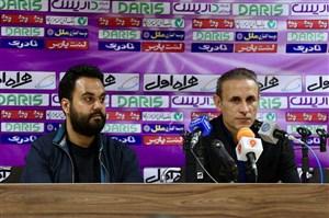 گلمحمدی: قهرمانی؟ آرزوهای بزرگ در سر داریم