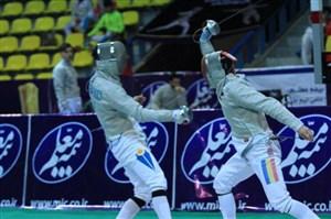 میزبانی مناسب ایران در جام جهانی شمشیر بازی جوانان