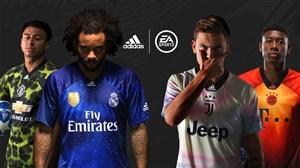 معرفی کیت های جدید و انحصاری بازی FIFA 19 به کمک بازیکنان