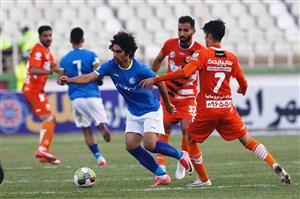 سایپا 1 - اس. خوزستان 1؛ فرصتسوزی نارنجی پوشان