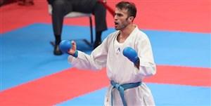 صعود عسگری به فینال کاراته وان اتریش