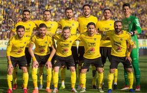 ترکیب سپاهان مقابل امیدهای باشگاه