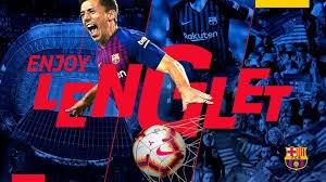 عملکرد دفاعی کلمنت لنگلت در بارسلونا فصل 19-2018