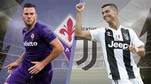 خلاصه بازی فیورنتینا 0 - یوونتوس 3 (گزارش اختصاصی آنتن)