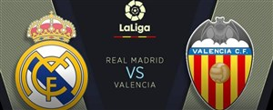 خلاصه بازی رئال مادرید 2 - والنسیا 0