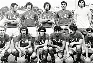 نگاهی به عملکرد ایران در جام ملت های آسیا تا سال 1972