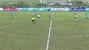 خلاصه بازی ملوان 0 - شاهین شهرداری بوشهر 0