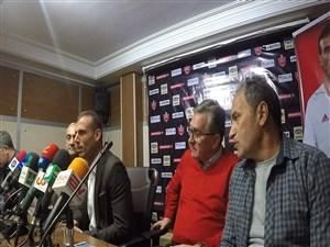 صحبت های برانکو و سید جلال در مراسم خداحافظی