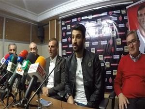 صحبت های پایانی در مراسم خداحافظی سیدجلال حسینی از تیم ملی