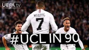مرور هفته پنجم لیگ قهرمانان اروپا در 90 ثانیه 19-2018