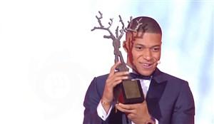 کیلیان امباپه برنده جایزه کوپا 2018