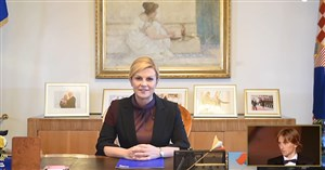 پیام تبریک رئیس جمهور کرواسی به لوکا مودریچ