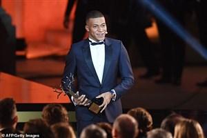 امباپه: آنقدر خوب نبودم که برنده توپ طلا شوم