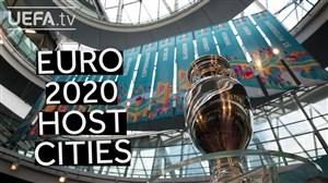 معرفی جالب شهرهای میزبان در یورو 2020