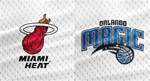 خلاصه بسکتبال میامی هیت - اورلاندو مجیک