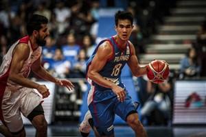 ستاره بسکتبال در مانیل و رویای صعود به المپیک