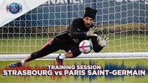 تمرین امروز پاریسیها (14-09-97)