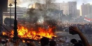 تاثیر خشونت های سیاسی در استادیوم های مصر