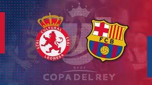 خلاصه بازی بارسلونا 4 - لئونسا 1