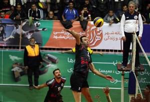 حواشی هفته یازدهم لیگ برتر والیبال ایران (15-09-97)
