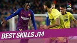 تکنیک های برتر هفته 14 لالیگا اسپانیا