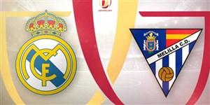 خلاصهبازی رئال مادرید 6 - ملیا 1