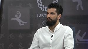 از صعود به جام جهانی بسکتبال تا حواشی تیم ملی با محمد جمشیدی