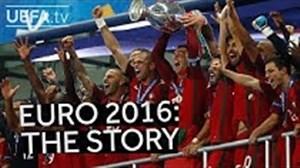 لحظات به یاد ماندنی یورو 2016