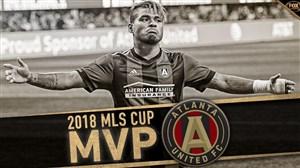 جوزف مارتینز بهترین بازیکن فصل MLS