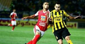 سپاهان - پرسپولیس ؛ الکلاسیکوی فوتبال ایران