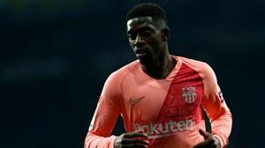 ستاره فرانسوی بارسلونا باز هم مصدوم شد