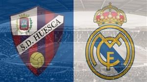 خلاصهبازی اوئسکا 0 - رئال مادرید 1