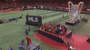 قهرمانی آتالانتا یونایتد در لیگ MLS 2018