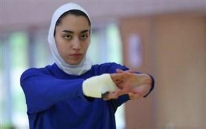 ناکامی کیمیا علیزاده در رسیدن به المپیک