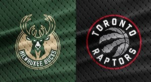 خلاصه بسکتبال تورنتو رپتورز - میلواکی باکس