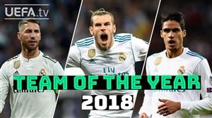 بهترین بازیکنان رئال مادرید از نگاه هواداران در سال 2018
