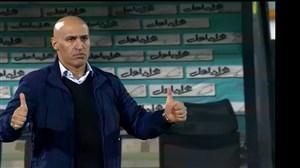 واکنش های جالب مربیان در هفته گذشته لیگ برتر