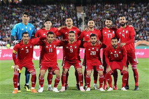 آخرین وضعیت تیم ملی پیش از اعزام به قطر