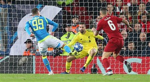 مروری بر شب اول هفته آخر لیگ قهرمانان اروپا