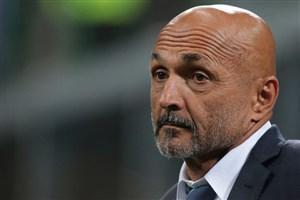 واکنش اسپالتی به بازگشت یوونتوس در لیگ قهرمانان