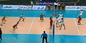 خلاصه والیبال دورنا ارومیه 2 - شهرداری ارومیه 3