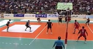 خلاصهوالیبال شهرداری گنبد 3 - پیام مشهد 1