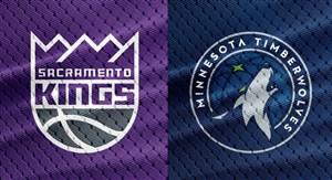 خلاصه بسکتبال مینسوتا تیمبرولوز - ساکرامنتو کینگز
