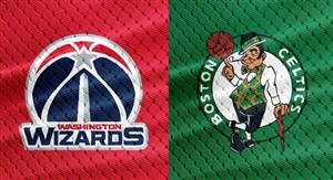 خلاصه بسکتبال بوستون سلتیکس - واشنگتن ویزاردز