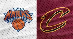 خلاصه بسکتبال کلیولند کاوالیرز - نیویورک نیکس