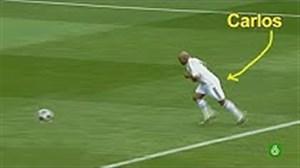 سرکش ترین و محکم ترین پنالتی های مهار نشدنی فوتبال