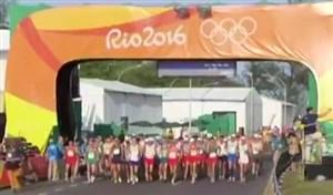 تاریخچه مسابقات پیادهروی سرعت در المپیک
